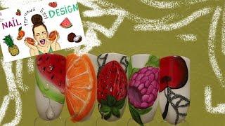Nail design. Маникюр