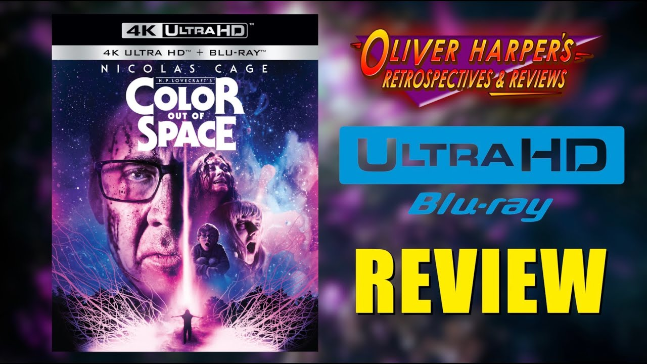 Download Color out of Space (2019) 4K Bluray Review