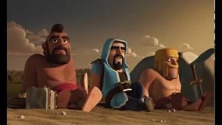 Clash of Clans: How to get over there (Official TH)