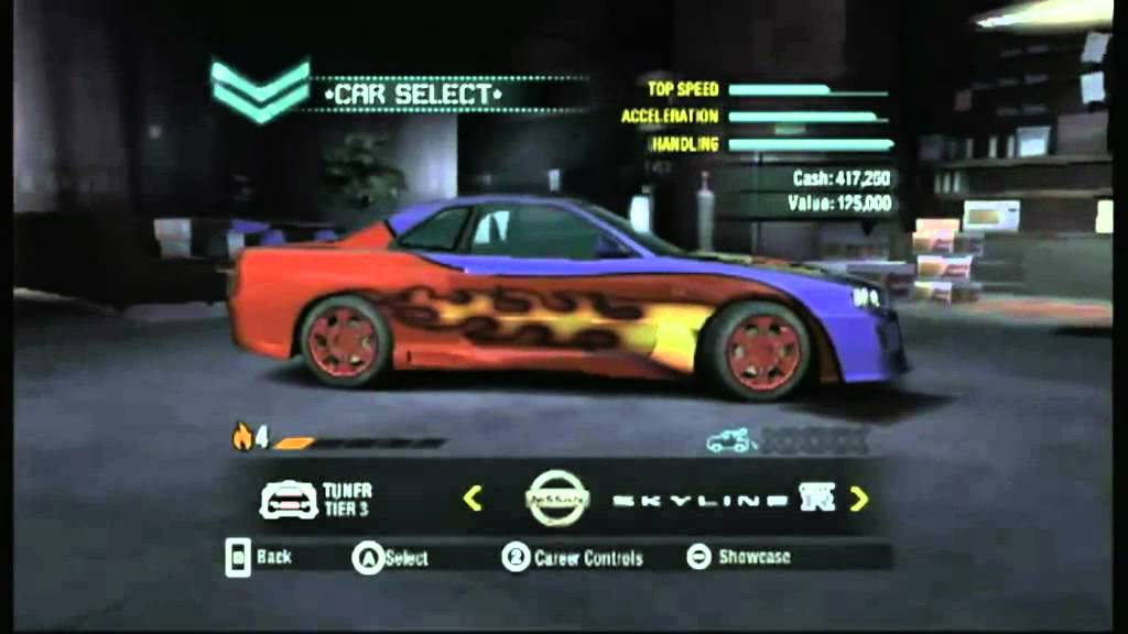 Need For Speed Carbon Ps2 Pc Xbox Wii Psp Nds Gameplay Mega