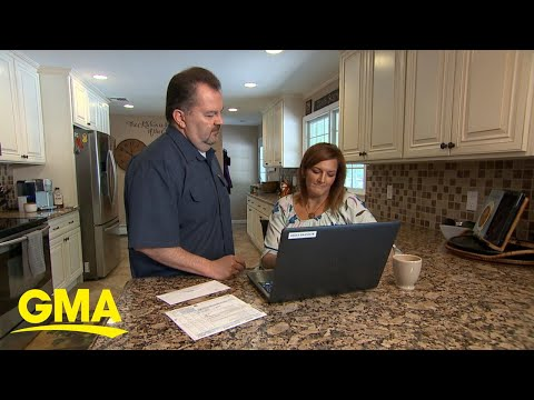 How One Couple Paid Off Thousands Of Dollars In Credit Card Debt | GMA