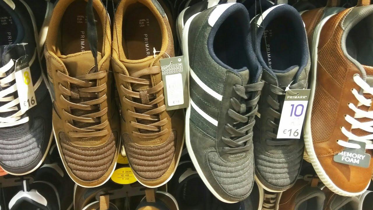 d1beb181d128 Primark Mens Shoes August 2018 collection. M Primark Lover