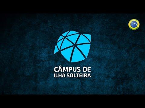 INSTITUCIONAL UNESP - Câmpus de Ilha Solteira - Versão em Língua Portuguesa