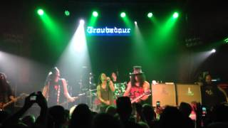 Slash at the Troubadour - 30 Years to Life 09/23/14