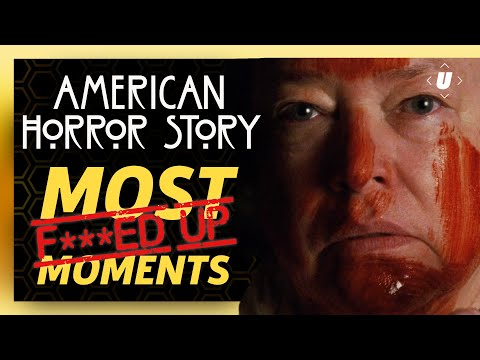American Horror Story: Coven -  Most F***ed Up Moments