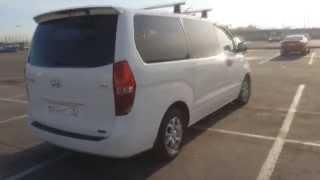 Свадебный минивэн Hyundai Grand Starex - Белый(Транспортная компания