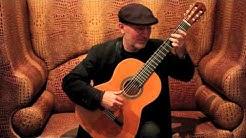 The James Bond Theme - Michael Lucarelli, Classical guitar