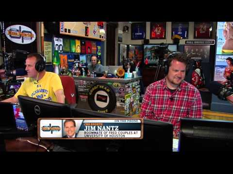 Jim Nantz on The Dan Patrick Show (Full Interview) 04/06/2016