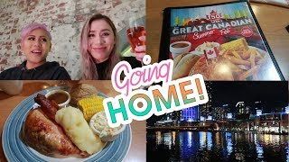 MY LAST NIGHT IN MELBOURNE | I'm going home!