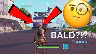 *NEW* BALD GLITCH in FORTNITE