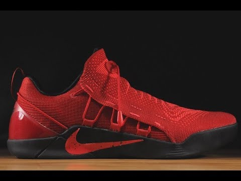 uk availability 62b47 f8a1a Kobe A.D. NXT  University Red  Review