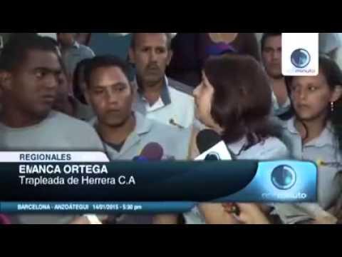 Trabajadores de empresas Herrera desmienten al Gobierno
