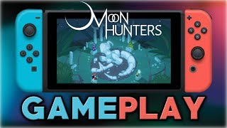 Moon Hunters | First 30 Minutes | Nintendo Switch