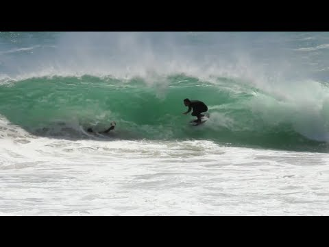 Jordy Smith surfing in Cape Town - Bending Colours - Webisode 4