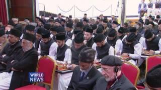 Hazrat Mirza Masroor Ahmad addresses Jamia UK