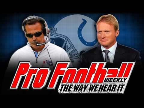Could Jim Caldwell be replaced with Jeff Fisher or John Gruden as Indianapolis Colts head coach?