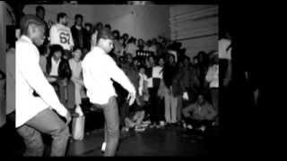 Hip Hop culture 1980's