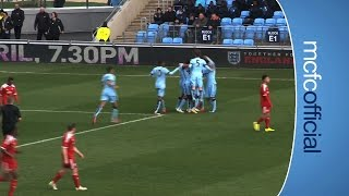 Manchester City: 7 GOAL THRILLER | City U18 3-4 West Brom U18
