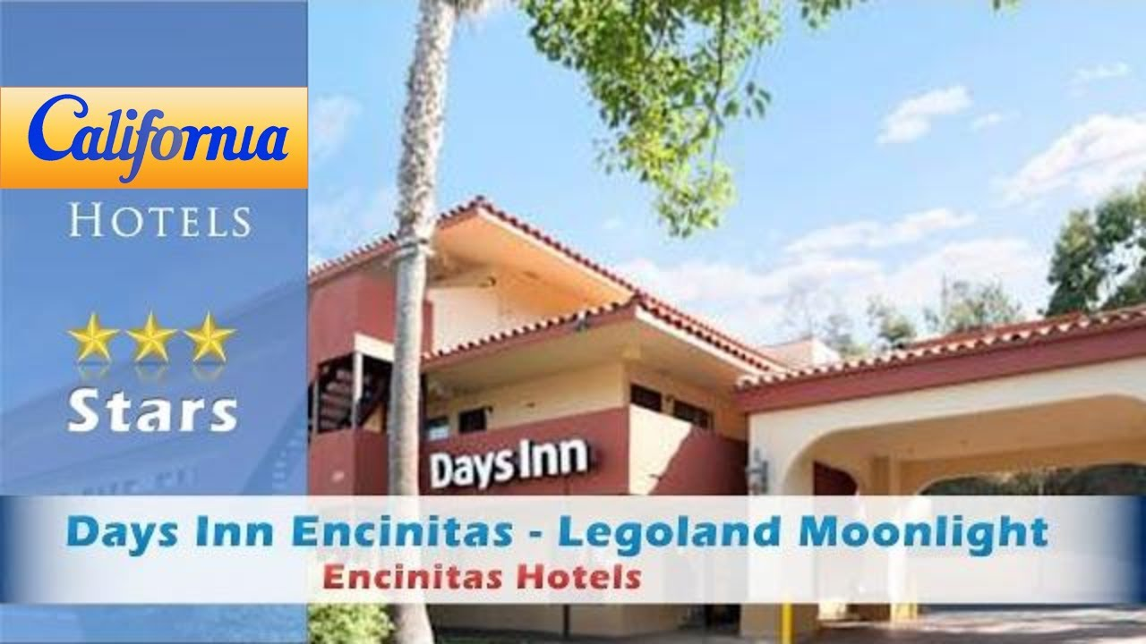 Days Inn Encinitas Legoland Moonlight Beach Hotels California