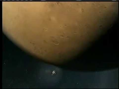 NASA dramatic documentary - mars reconnaissance orbiter piece for