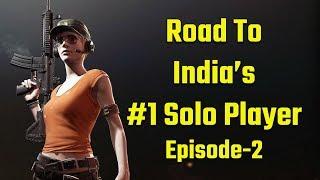[LIVE] Solo PUBG Mobile Hindi | Reflex Gaming Studios Live #Day7