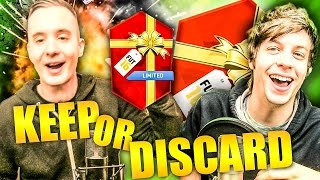 KEEP OR DISCARD!!! - FIFA 16 Pack Opening