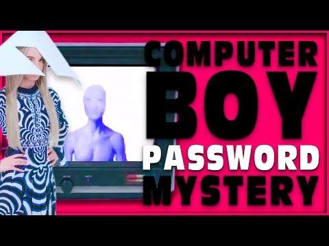 COMPUTER BOY PASSWORD MYSTERY ( POPPY INTERNET SITESI /_\ )