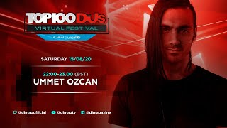 Download Ummet Ozcan Live From The Top 100 DJs Virtual Festival 2020