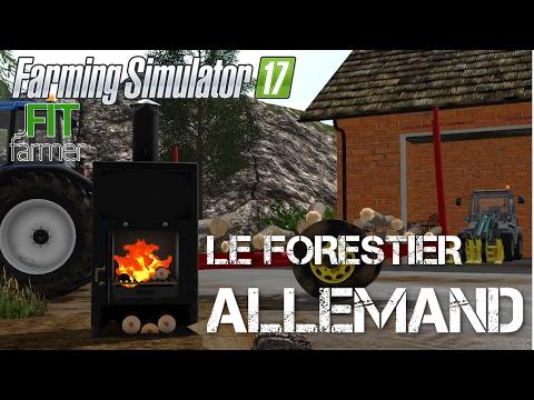 fs17 le forestier allemand 9 bruler du bois contre de l 39 argent youtube. Black Bedroom Furniture Sets. Home Design Ideas
