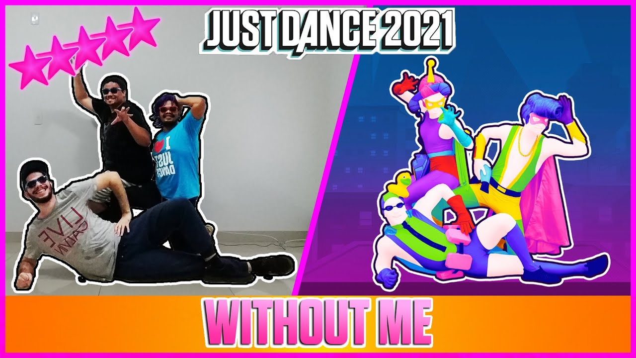 Just Dance 2021 - Without Me by Eminem | Gameplay