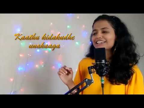 High On Love - Female Cover  Version -Pyaar Prema Kadhal- Ashwini Sankar