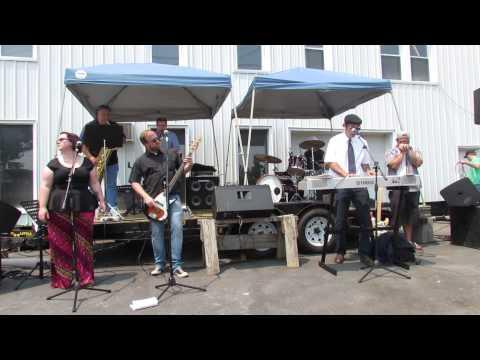 BATVIA RAMBLE 2015 RICKY RICHARDS & THE SOUND ORGANIZATION