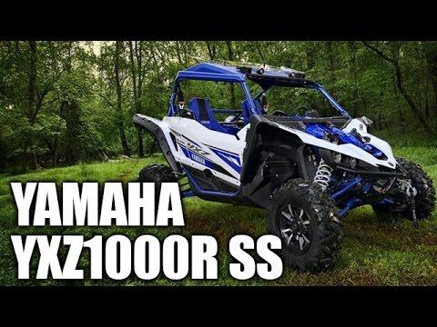 TEST RIDE: 2016 Yamaha YXZ1000R SS