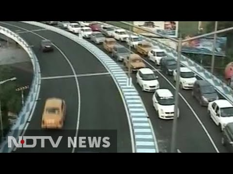 Meant to solve traffic problems, this new Kolkata flyover created a new one
