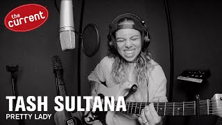 Tash Sultana - Pretty Lady (live performance)