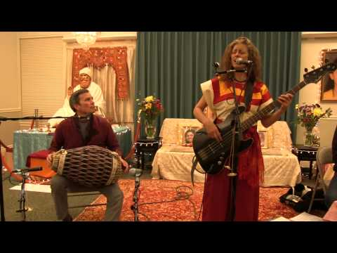 Wah! Benefit Kirtan for Dhyanyoga Centers