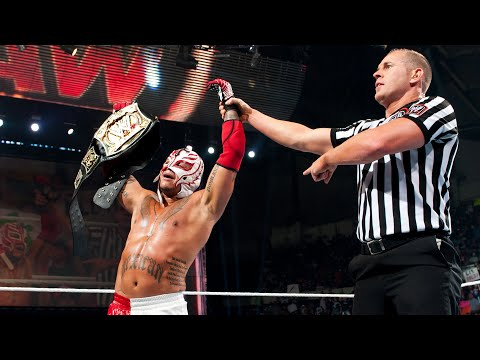 Rey Mysterio's Championship Victories: WWE Milestones