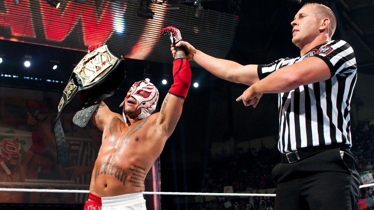 Download Rey Mysterio's championship victories: WWE Milestones