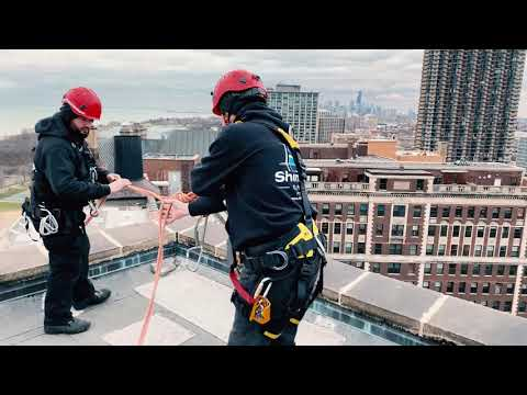 Fall Protection Systems and High Rise Window Washing & Anchor Systems