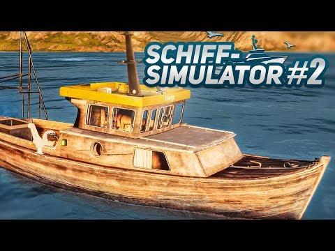 SCHIFF SIMULATOR #2: Spannende Features im Hafen! | Fishing Barents Sea Preview deutsch