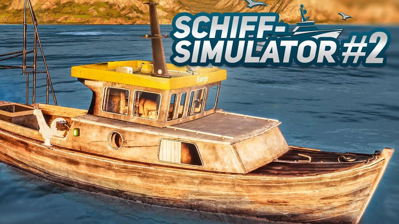 Schiff Simulator 2 Spannende Features Im Hafen Fishing Barents