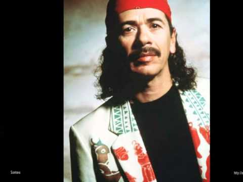 SANTANA - Yours is the light (feat. Flora Purim) + Just in time to see the sun.WMV