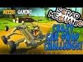 Scrap Mechanic - Crazy Car Swap Challenge!
