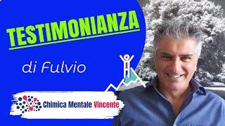 Testimonianza di Fulvio - Giuseppe Cusenza Mental Coach