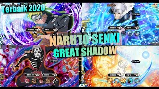 Naruto Senki Great Shadow New Mod 2k20 || Naruto Game Senki Apk Download