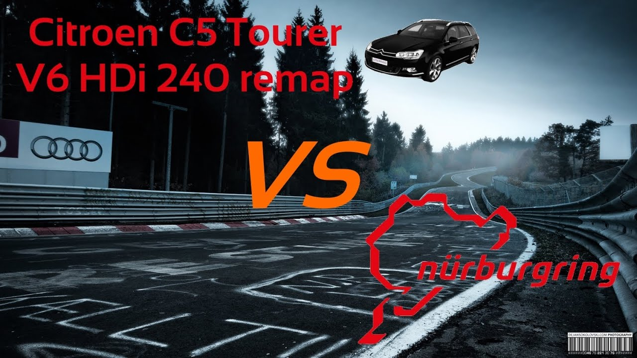 onboard citro n c5 tourer v6 hdi vs n rburgring youtube. Black Bedroom Furniture Sets. Home Design Ideas