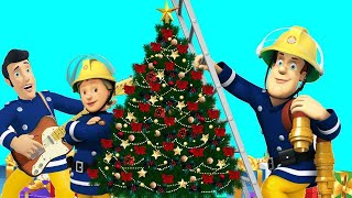 NEW Fireman Sam ❄️CHRISTMAS SPECIAL 🎄🎁 The Big Christmas Tree 🎄New Episodes ❄️Christmas Cartoons