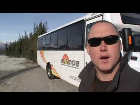 Small Coach Touring With SunDog Tours- The Canadian Rockies