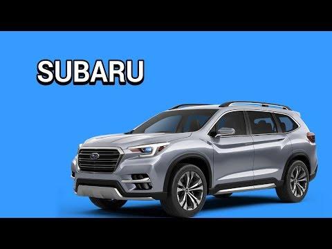 2019 Subaru Ascent Starts At $32,970