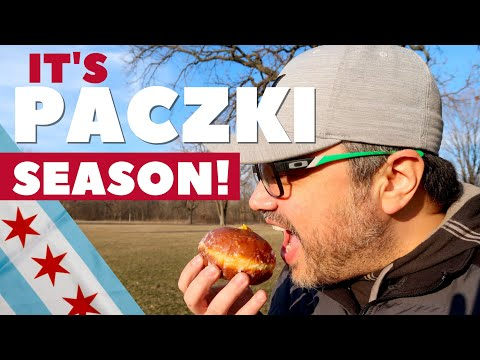 Polish Paczki Cafe - GREAT POLISH Food In CHICAGO